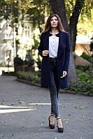 """Женское кашемировое пальто пиджак на кнопке """"Мелания"""" распродажа"""