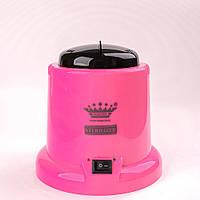 Стерилизатор кварцевый пластиковый, розовый