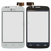 Сенсорный экран (тачскрин) THL A1 white