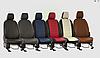 Чехлы на сиденья Рено Меган 2 (Renault Megane 2) (модельные, экокожа Аригон, отдельный подголовник), фото 4
