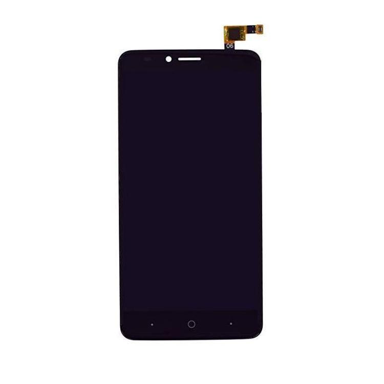 ZTE Blade Z Max Z982 дисплей в зборі з тачскріном модуль чорний Original