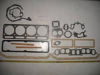 Прокладки двигателя ГАЗель УАЗ (полный к-т)(УМЗ-4218 4215 4216), 0421-00-1001000, ГАЗ
