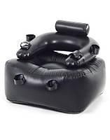 Надувное кресло с фиксаторами Inflatable Bondaqe Chair