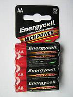Батарейки Energycell R6 АА