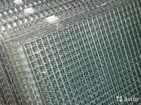 Армированное стекло от завода-производителя.
