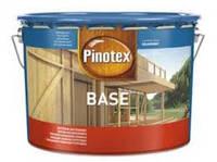 Грунтовка антисептик для дерева Pinotex Base 10л (Пинотекс Бейс)