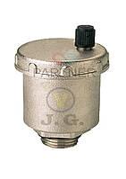 Воздухоотводчик (маевского автомат) 1/2'' J.G. 9005 лат. хром