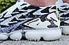 "Кроссовки мужские ACRONYM x Nike Air VaporMax Moc 2 ""Black/White"" / AQ0996-001 (Реплика), фото 4"