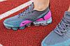 """Кроссовки женские Nike Air Vapormax Flyknit 2.0 """"Air Metropolis"""" / 942843-004 (Реплика), фото 6"""