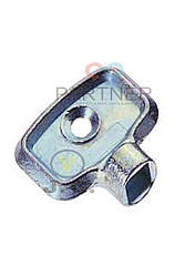 Ключ к крану маевского металлический усиленный