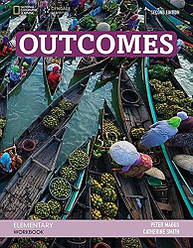 Outcomes 2nd Edition Elementary Workbook with Audio CD
