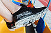 Кроссовки мужские Off White X Nike Air VaporMax Black / AA3831-002 (Найк ВапорМакс/ВэйпорМакс) / Реплика, фото 5