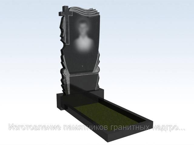 3d проект памятника, заказать памятник, надгробие из гранита в Симферополе