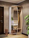 Прихожая Ева  (Світ мебелів) 820х745х2075мм , фото 2