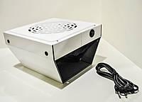 Вбудована витяжка для манікюрного столу Dekart 3 (біла) 300 куб. м/ рік, фото 1