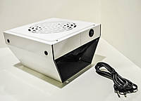 Встроенная вытяжка для маникюрного стола Dekart 3 (белая) 300 куб. м/ год, фото 1