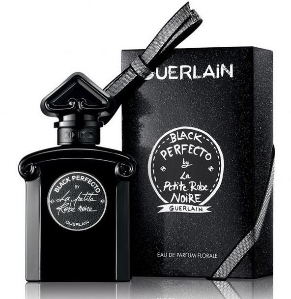 Женский аромат Guerlain La petite Robe noire Black Perfecto