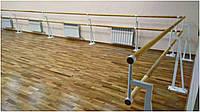 Установка хореографического (балетного) станка., фото 1