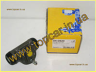 Тормозной цилиндр задний Fiat Doblo I 01-05  Metelli 04-0820