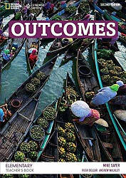 Outcomes 2nd Edition Elementary Teacher's Book with Class Audio CD