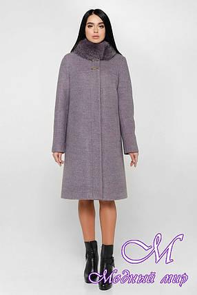 a3ff97e25e3484 Женское теплое зимнее пальто большого размера (р. 44-58) арт. 990 ...