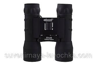 Бинокль 22x36 - BASSELL (black)