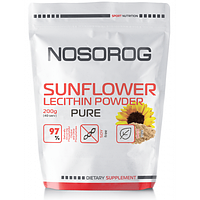 Sunflower Lecithin Powder (200 грамм), фото 1