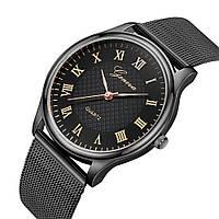 Женские стильные наручные часы Geneva | 5507, фото 1