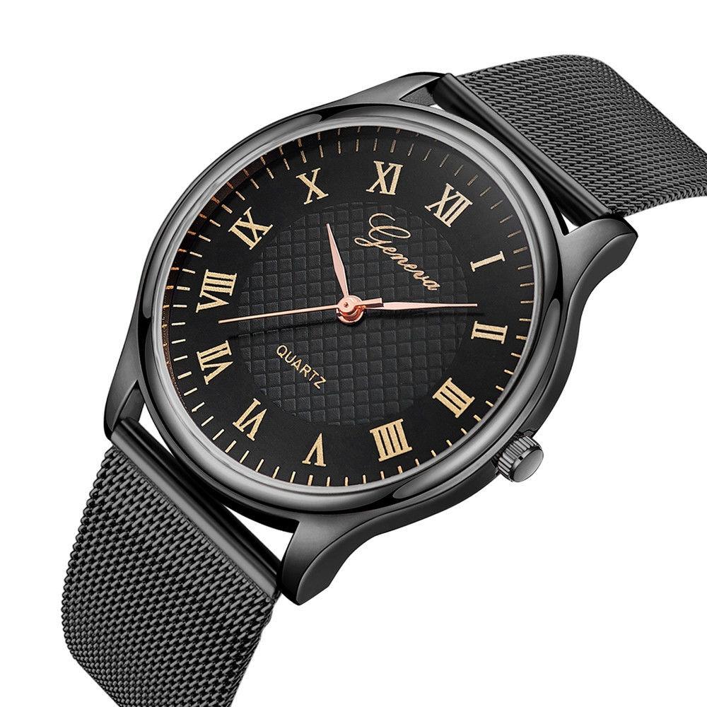 Женские стильные наручные часы Geneva | 5507