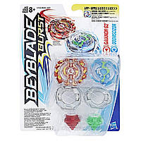 Набор Бейблейдов Гаянон Г2 и Думсайзор Beyblade Burst Beyblade Burst Evolution Dual Gaianon G2 and Doomscizor