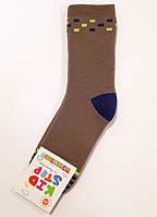 Теплые хлопковые махровые носки детские