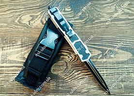 Нож выкидной Фронтальный прямой выброс
