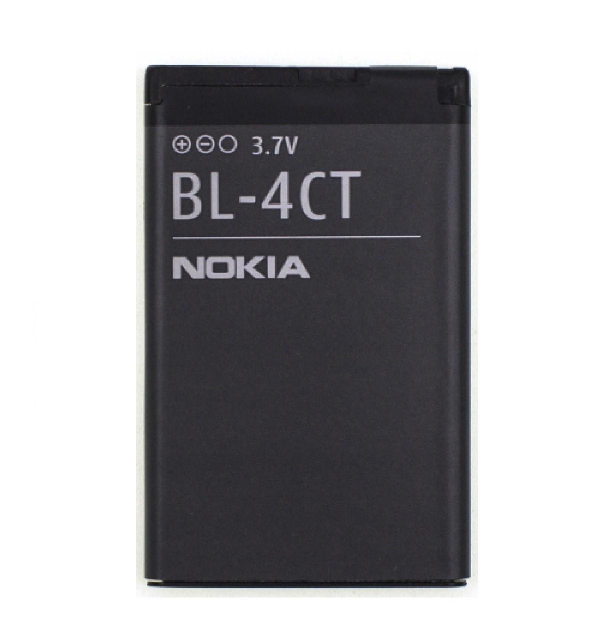 Аккумуляторная батарея AAAA Nokia BL-4CT 860 mAh