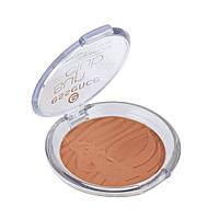 Essence  Sun Club Shimmer Bronzing Powder - Пудра
