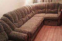 Перетяжка кресла и углового дивана