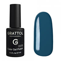 Grattol Gel Polish Blue №003, 9ml