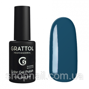 Grattol Gel Polish Blue №003, 9ml, фото 2
