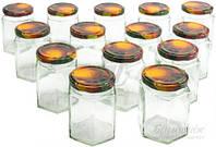 Набор банок для консервации 190 мл 14 шт 292109 Testrut