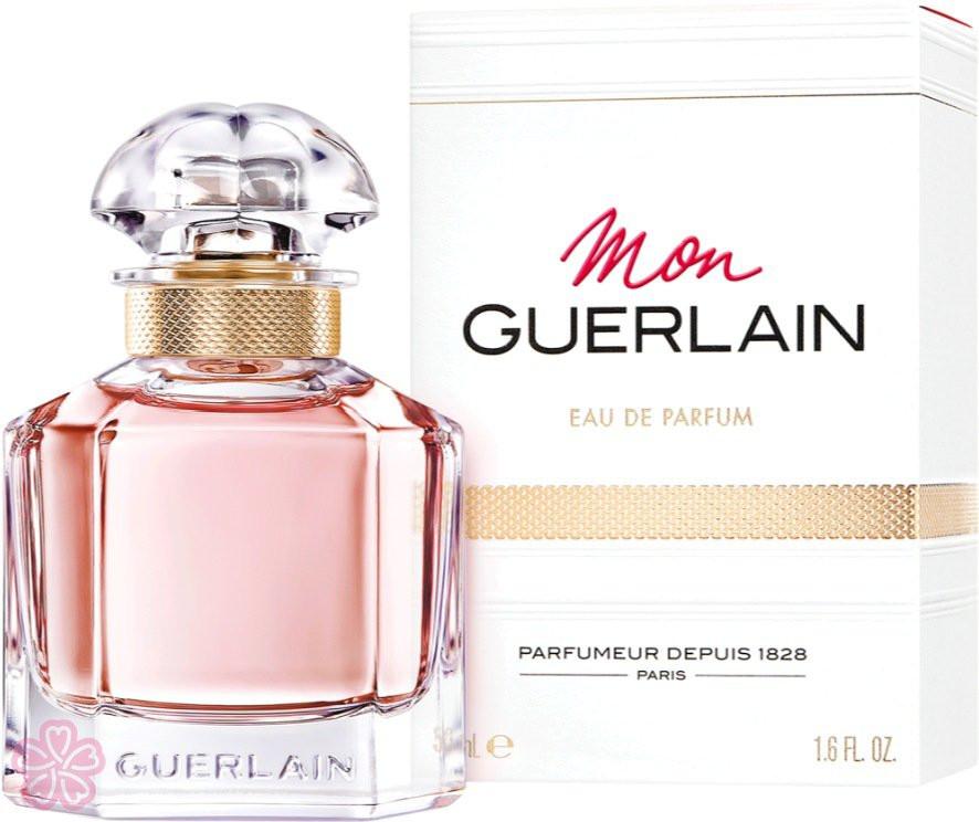 Женский аромат Guerlain Mon Guerlain