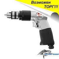 Дрель пневматическая с реверсом патрон 1.5-10мм PT-0902