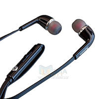 DeepBass D-01  Вакуумные наушники с микрофоном (гарнитура)