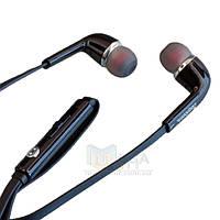 Вакуумные наушники с микрофоном (гарнитура) DeepBass D-01