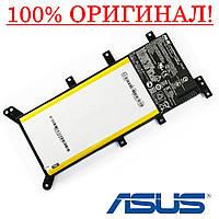 Оригинальная батарея ASUS X555S, A555S, K555S - C21N1347 - Аккумулятор АКБ