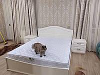 Ліжко з тумбами спальні Ліра