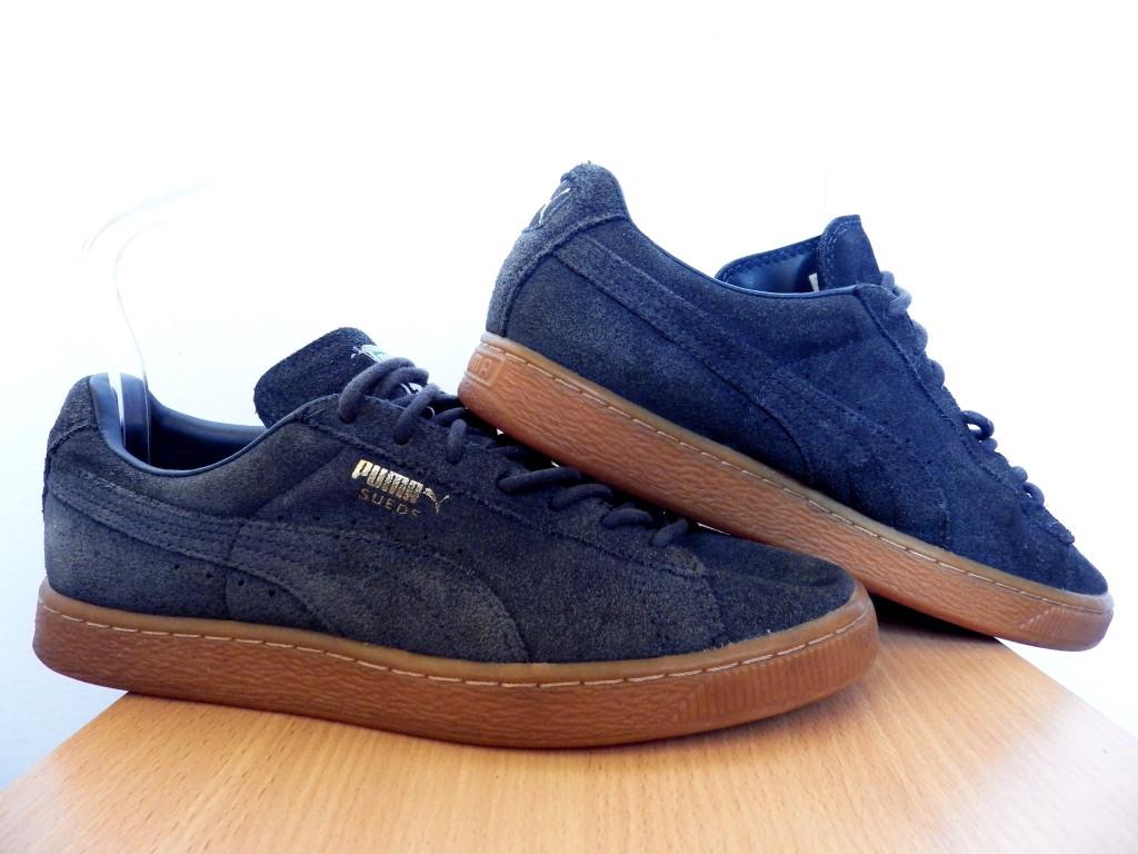 Мужские кроссовки Puma Suede Classic Eco 100% Оригинал р-р 42 (27 см)  (б у 7803fdcc63258
