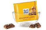 Шоколад Ritter Sport Knusperflakes (Риттер Спорт с кукурузными хлопьями), 100 г, фото 4