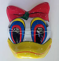 Детские карнавальные маски 12 шт/уп