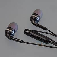 DeepBass D-08  Вакуумные наушники с микрофоном (гарнитура)