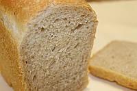 Пшеничный бездрожжевой хлеб с зернышками, фото 1