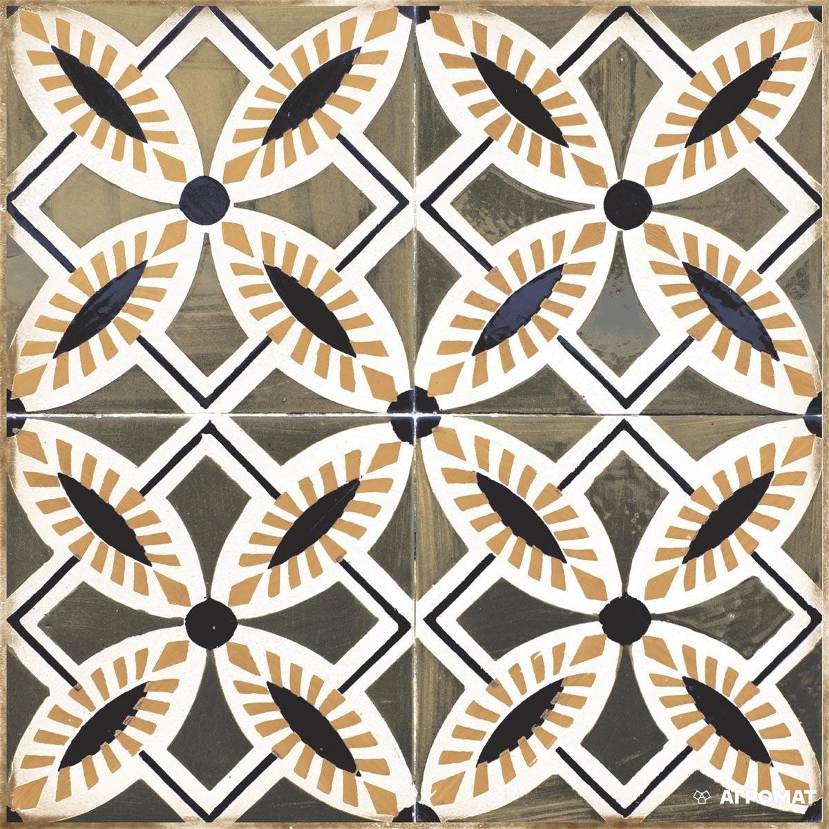 Напольная плитка Alfobel Menorca DEC ESPADAN арт.(387917)